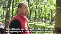 Survivor recalls London Bridge attack one year on
