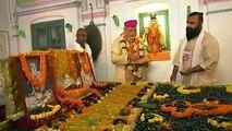 Amid divine chants of 'Sita Ram Sita Ram' praying at the Janaki Mandir during my recent Nepal visit.
