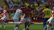 BRAZIL vs CROATIA 2-0 Highlights 2018 Friendly (Brasil vs Croacia)
