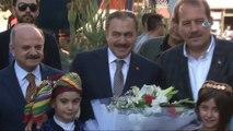 Orman ve Su İşleri Bakanı Veysel Eroğlu: 'Bizim sağlık sistemimiz Amerika'dan da ileri'