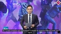 BTS no programa 8 o'Clock News' da SBS LEGENDADO PT BR