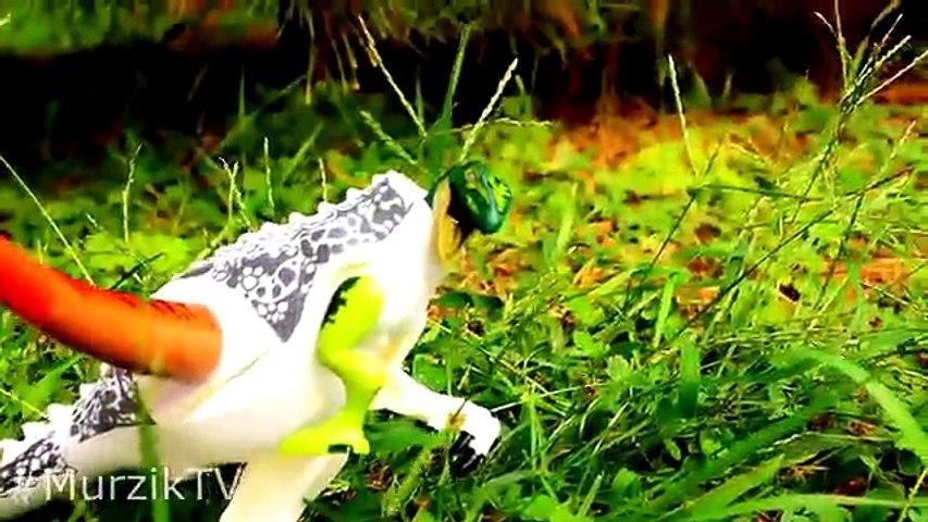 ЛеГо ДиНоЗаВрЫ. ЕшЬ ПЕРВЫМ - ГриБ ПОСЛЕДНИЙ!!! Мультфильм про динозавров для детей. Lego