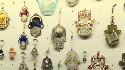 Hamsa Art Spanning Across Middle East Cultures