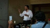 Italiens neuer Innenminister Salvini will Ernst machen gegen Migranten