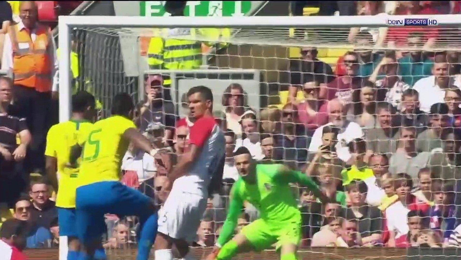 Brazil vs Croatia Extended Highlights & Goals | 03 06 2018