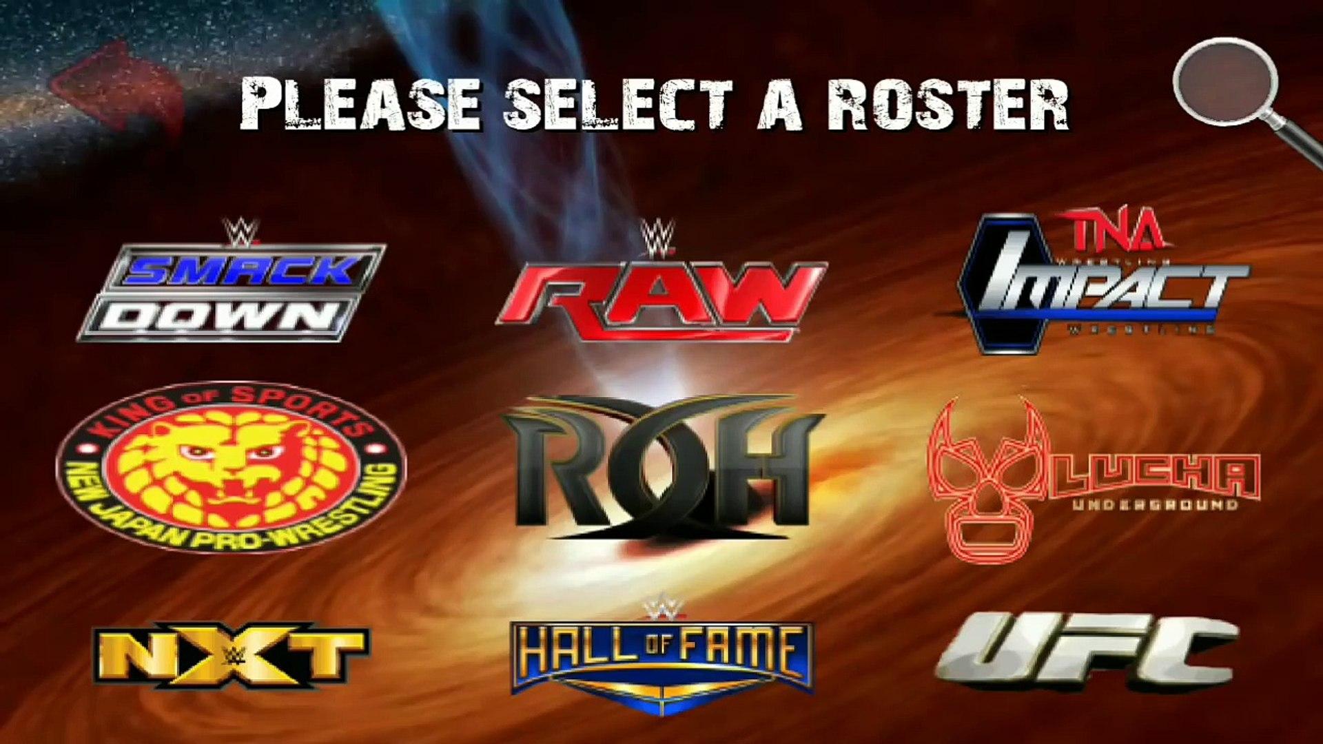 WRESTLING REVOLUTION 3D | WWE 2k17 MOD | Android |