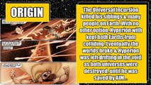 Charer Bios: Hyperion (Marvel NOW!)