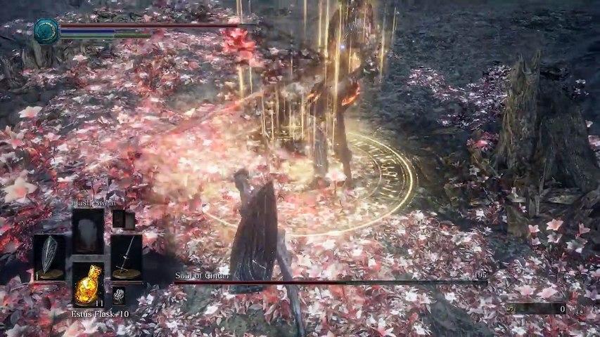 Soul of Cinder / Boss Guide / Dark Souls 3 / Simple Strategy / Walkthrough