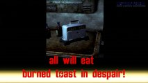 The Evil Toaster Answers Toaster Ads - Fallout New Vegas Prank Call