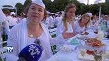 Un dîner en blanc XXL aux Invalides