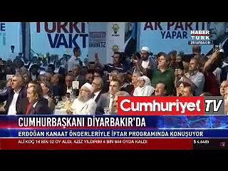 Diyarbakır'da prompter muamması