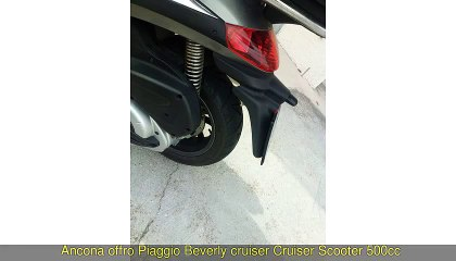 PIAGGIO Beverly cruiser Cruiser Scooter