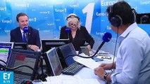 """Nicolas Dupont-Aignan sur l'échec de l'union avec Marine Le Pen : """"D'abord il faut qu'elle actualise et clarifie son projet avant qu'on réfléchisse"""""""