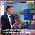 SNCF: pour Olivier Faure, Jean-Luc Mélenchon sert «d'idiot utile du gouvernement»