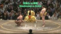 Sumo Digest[Natsu Basho 2018 Day 13, May 25th]20180525夏場所13日目大相撲ダイジェスト
