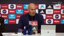 Zinedine Zidane Explains Decision To Leave Real Madrid