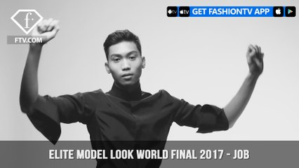 Job From Thailand For Elite Model Look World Final 2017