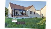 A vendre - Maison - MAURECOURT (78780) - 4 pièces - 97m²