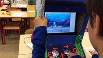 « Jeux Fabrique » - Quelques exemples de productions d'élèves participant au projet