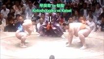 Sumo Digest[Natsu Basho 2018 Day 14, May 26th]20180526夏場所14日目大相撲ダイジェスト
