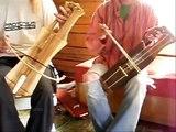 Instrumentos musicales del mundo parte 2 - instrumentos de cuerdas, afines al Violín..