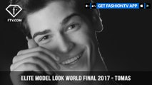 Tomas from Portugal for Elite Model Look World Final 2017 | FashionTV | FTV