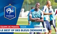 Équipe de France, le best of des Bleus (semaine 2), Inside I FFF 2018