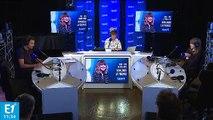 Roland-Garros : rencontre avec Corinne Boulloud, rédactrice en chef adjointe du service des sports d'Europe 1