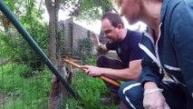 Sorties : devenir soigneur d'un jour au zoo de Fort-Mardyck - 04 Juin 2018