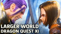 Dragon Quest XI's Large New World - Gameplay