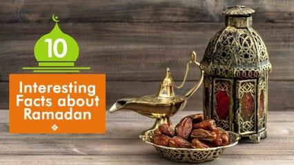 10 Interesting Facts about Ramadan