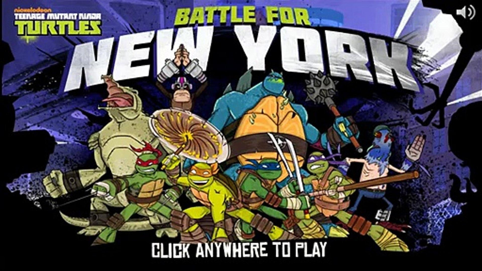 черепашки ниндзя битва за нью йорк приключения и веселье , Tv series hd videos season 2018