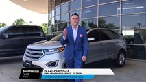 2018 Ford Edge Frisco TX | Ford Edge Dealer Frisco TX