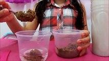 Como fazer Amoeba de Areia com 3 ingredientes. Geleca de areia.