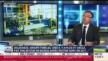 Entreprise du jour: le groupe Delachaux lance son introduction en Bourse sur Euronext à Paris, cotation prévue le 15 juin - 04/06