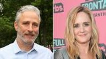 Samantha Bee Receives Support from Jon Stewart Over Ivanka Trump Comment | THR News