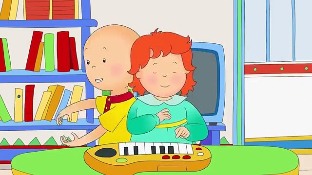 Caillou s Breakfast | Funny Animated cartoons Kids | WATCH ONLINE | Cartoon for Children