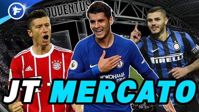Journal du Mercato : la Juve prépare un mercato 5 étoiles, Valence veut frapper fort