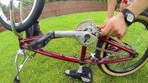 Как делать Мэнуал на BMX - How to Manual on a BMX / MTB   Школа BMX Online #3 Дима Гордей