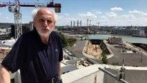 Norbert Fradin présente le musée de la Mer et de la Marine