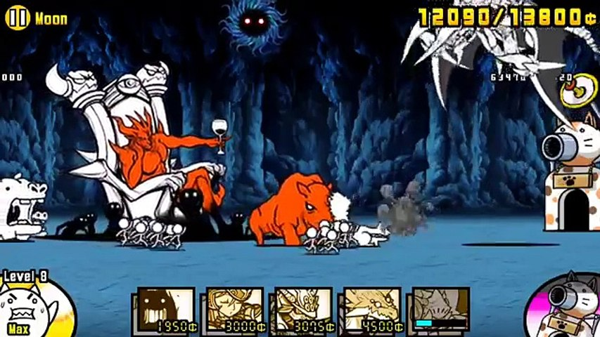 [The Battle Cats] Uber Super Rare Cat Review: Vars/Dragon King Vars