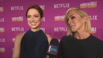 Ellie Kemper & Jane Krakowski Talk Dream Show Ending