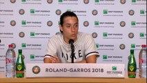 """Roland-Garros - Garcia: """"J'étais à des années-lumière"""""""
