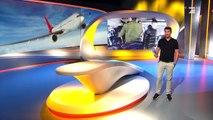 Experiment: Wie kommt man am schnellsten aus dem Flugzeug? | Galileo | ProSieben