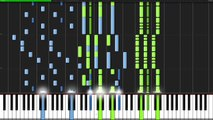 Legend of Zelda Medley - The Legend of Zelda 25th Anniversary [Piano Duet] (Synthesia)