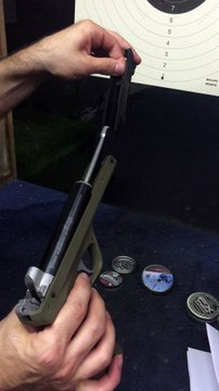 stoeger XP4 pistolet à plombs
