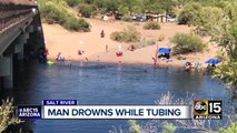 Top stories: Killing spree suspect found dead; Man found shot, killed in PHX home; Man drowns tubing in Salt River