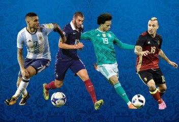 أبرز 11 نجم مستبعد من كأس العالم بينهم نجم عربي