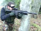 AIRSOFT GAMES EXTREME ACTION SCOTLAND 2007