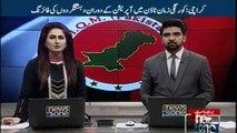 Haider Abbas Rizvi reached Bahadurabad Markaz
